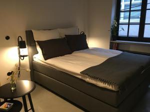 Square Rooms, Ferienwohnungen  Düsseldorf - big - 11