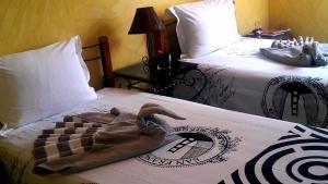 Riad Dar Zidane, Bed & Breakfasts  Meknès - big - 46