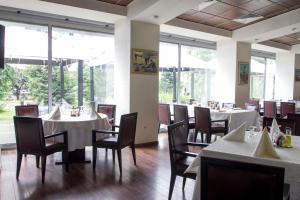 Hotel Navrom River, Hotels  Galaţi - big - 18