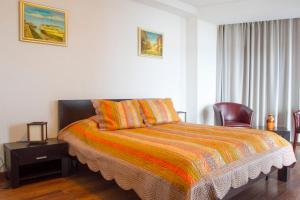 Hotel Navrom River, Hotels  Galaţi - big - 4
