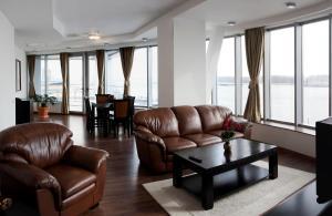 Hotel Navrom River, Hotels  Galaţi - big - 12