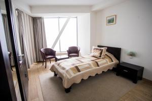 Hotel Navrom River, Hotels  Galaţi - big - 7