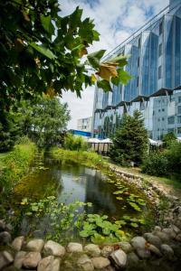 Hotel Navrom River, Hotels  Galaţi - big - 24