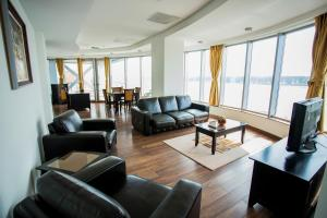 Hotel Navrom River, Hotels  Galaţi - big - 25