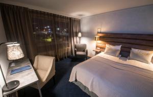 Radisson Blu Polar Hotel, Spitsbergen, Hotely  Longyearbyen - big - 4