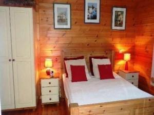 Rental Villa Hameau Chalets - Flaine Ii, Horské chaty  Flaine - big - 7