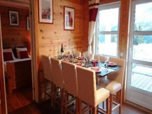 Rental Villa Hameau Chalets - Flaine Ii, Horské chaty  Flaine - big - 8