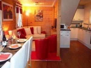 Rental Villa Hameau Chalets - Flaine Ii, Horské chaty  Flaine - big - 9