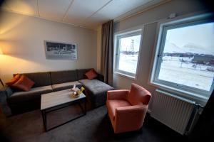 Radisson Blu Polar Hotel, Spitsbergen, Hotely  Longyearbyen - big - 2