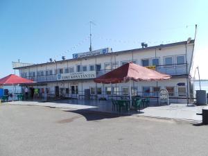 Отель Форт Константин