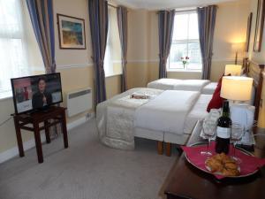 Sligo City Hotel, Szállodák  Sligo - big - 14