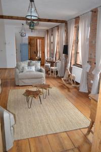 Casa Veche, Apartmánové hotely  Brašov - big - 89