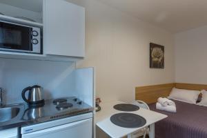 Hotel De L'Horloge, Aparthotels  Paris - big - 18