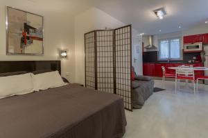 Hotel De L'Horloge, Aparthotels  Paris - big - 16
