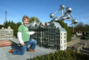 Hotel Expo, Hotely  Brusel - big - 19