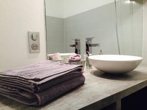 Appartement Riquet - Jean Jaures, Apartments  Toulouse - big - 8