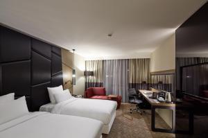 Habitación Deluxe con cama individual - Vistas a la ciudad