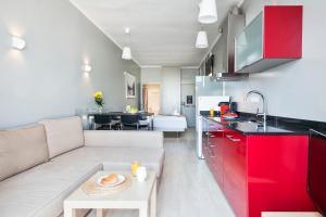 Fira Centric, Апартаменты  Барселона - big - 8