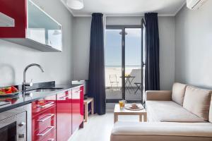 Fira Centric, Апартаменты  Барселона - big - 7