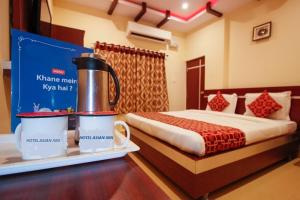 Hotel Asian Inn, Chaty  Hyderabad - big - 7