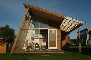 Nordsø Camping & Water Park, Campeggi  Hvide Sande - big - 57