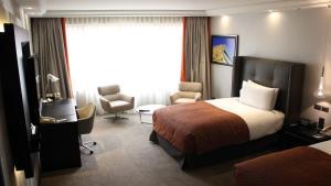 InterContinental Santiago, Hotel  Santiago - big - 12