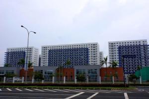 Cristies Sea Residences, Апартаменты  Манила - big - 12