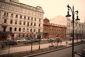 Silver Sphere Inn, Hotels  Sankt Petersburg - big - 105
