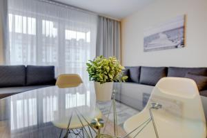 Apartamenty Apartinfo Sadowa, Apartmány  Gdaňsk - big - 44