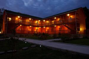 Mandarin Pension, Inns  Novy Afon - big - 66