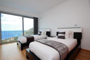 Villa Panoramica by HR Madeira, Виллы  Арку-да-Кальета - big - 40
