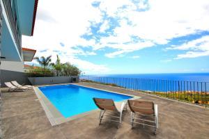 Villa Panoramica by HR Madeira, Виллы  Арку-да-Кальета - big - 41