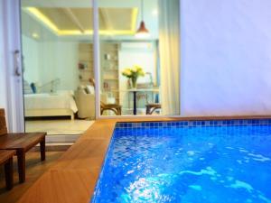 Costa Village Well Pool Villa, Rezorty  Jomtien - big - 43