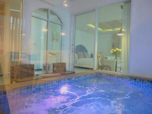 Costa Village Well Pool Villa, Rezorty  Jomtien - big - 44