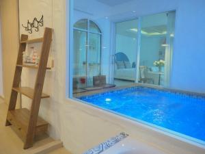 Costa Village Well Pool Villa, Rezorty  Jomtien - big - 45