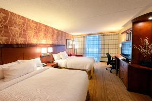 Courtyard by Marriott Canton, Hotely  Canton - big - 6