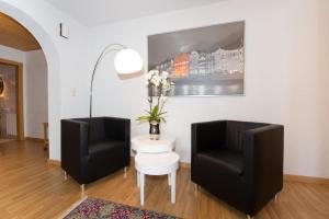 Appartement Auckenthaler, Апартаменты  Эрвальд - big - 10