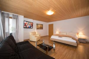 Appartement Auckenthaler, Апартаменты  Эрвальд - big - 13