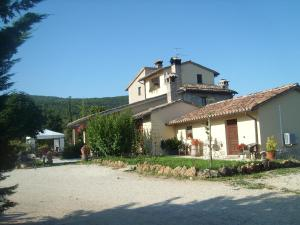 Fattoria Del Quondam, Фермерские дома  Giano dell'Umbria - big - 6