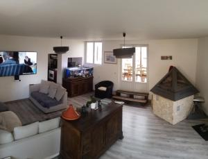 Les 2 Alpes, Отели типа «постель и завтрак»  Puget-Théniers - big - 15