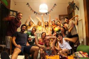 Bonarda Bon Hostel, Hostely  Rosario - big - 49