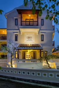 Cozy Hoian Villas Boutique Hotel, Hotels  Hoi An - big - 20