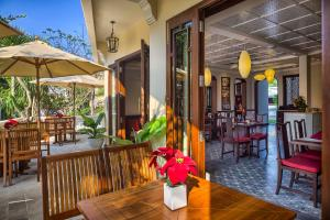 Cozy Hoian Villas Boutique Hotel, Hotels  Hoi An - big - 31