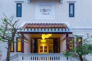Cozy Hoian Villas Boutique Hotel, Hotels  Hoi An - big - 21