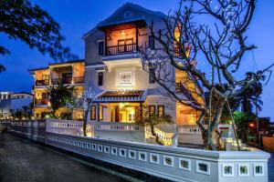 Cozy Hoian Villas Boutique Hotel, Hotels  Hoi An - big - 19