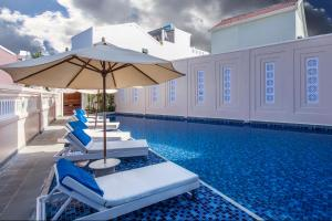 Cozy Hoian Villas Boutique Hotel, Hotels  Hoi An - big - 44