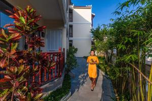 Cozy Hoian Villas Boutique Hotel, Hotely  Hoi An - big - 43