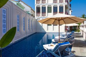 Cozy Hoian Villas Boutique Hotel, Hotely  Hoi An - big - 1