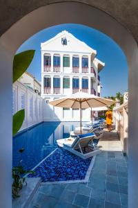 Cozy Hoian Villas Boutique Hotel, Hotels  Hoi An - big - 45