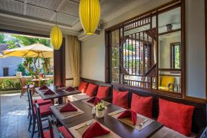 Cozy Hoian Villas Boutique Hotel, Hotely  Hoi An - big - 29